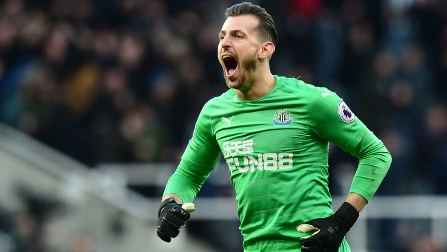 Dubravka Exit Speculation, Continued Willems Interest & Gayle's Future: Newcastle News Roundup