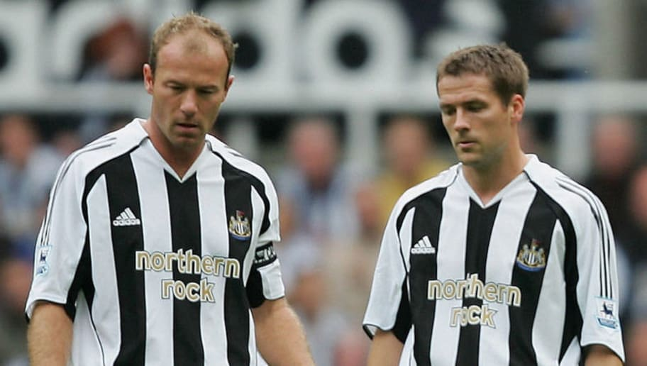 Michael Owen,Alan Shearer