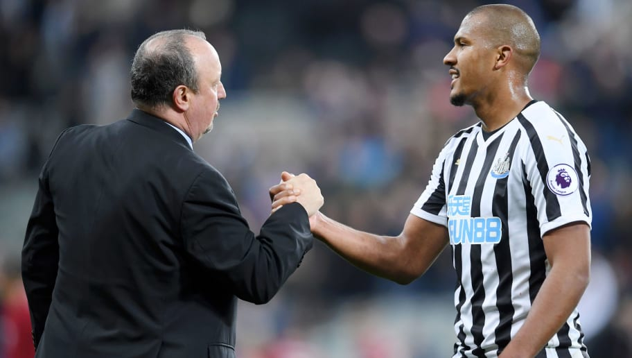 Salomon Rondon Reveals Why He Did Not Join Newcastle on Permanent Deal