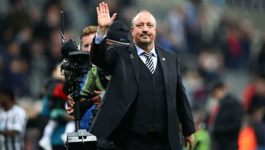 Rafa Benitez Reveals Reason Behind Newcastle Silence & Dismisses Claims That He Left for Money