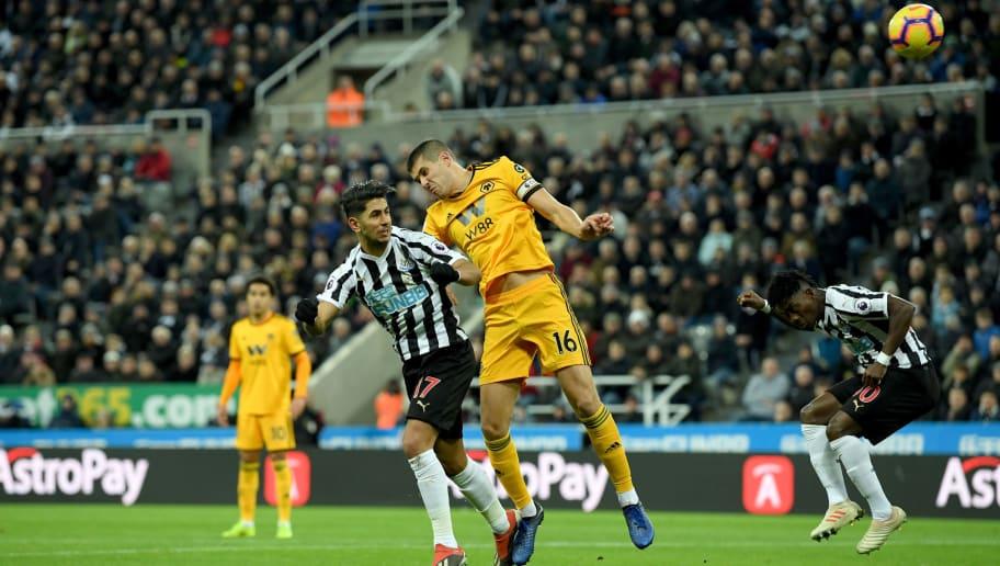 Wolves Vs Newcastle