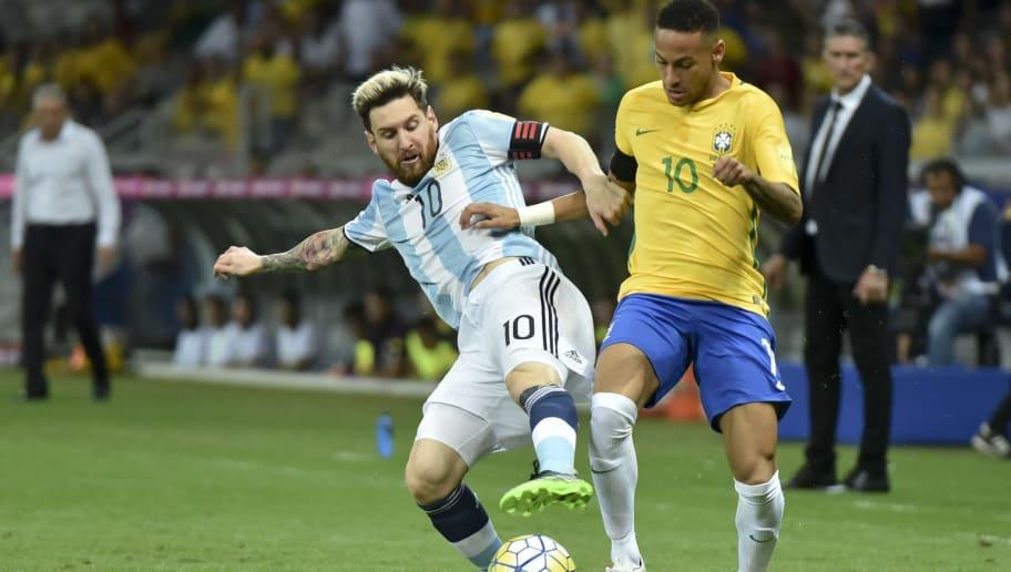 Neymar Jr,Lionel Messi