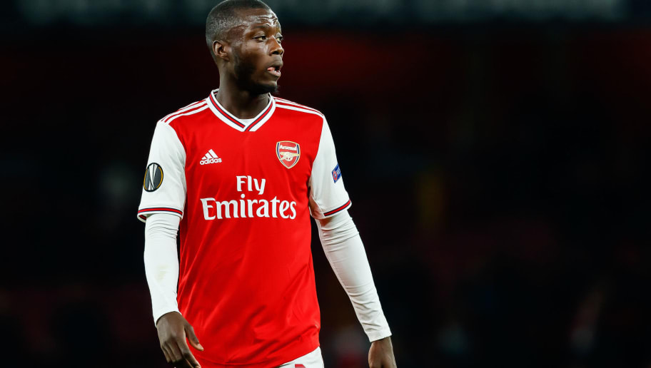 Luis Campos Believes Nicolas Pepe Can Emulate Cristiano Ronaldo in Football