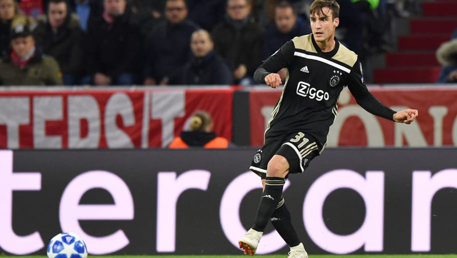 Nicolas Tagliafico's Entourage Reported to be in Contact With Barcelona Over a Probable Move