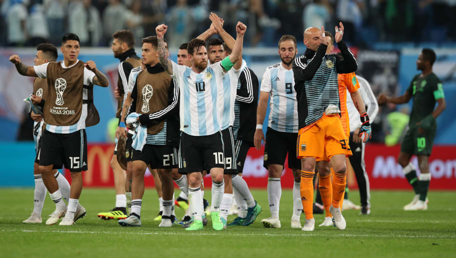 c71825ebe It is Only Logical That Argentina Depend on Lionel Messi