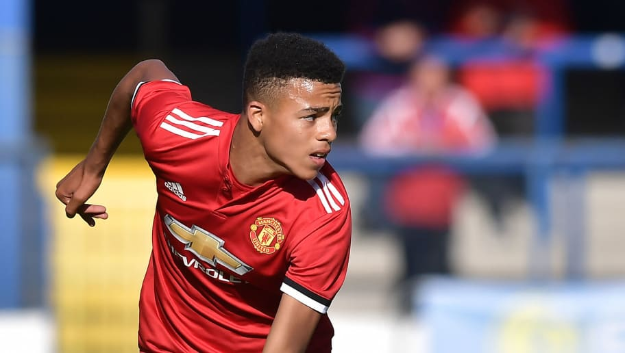 Northern Ireland U18s v Manchester United U18s: SuperCupNI