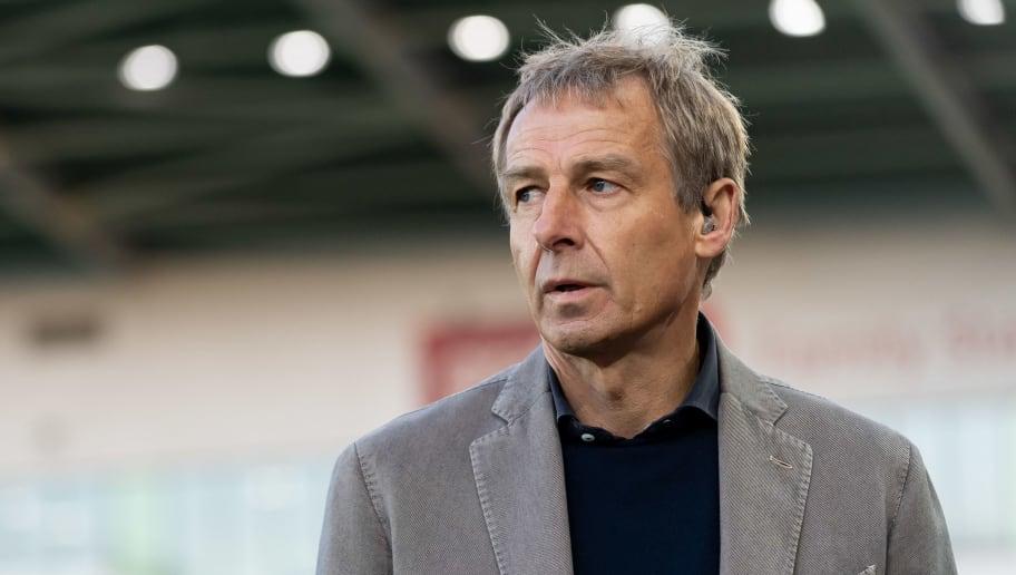 Kein Bundesliga-Engagement: Jürgen Klinsmann soll Nationaltrainer Ecuadors werden