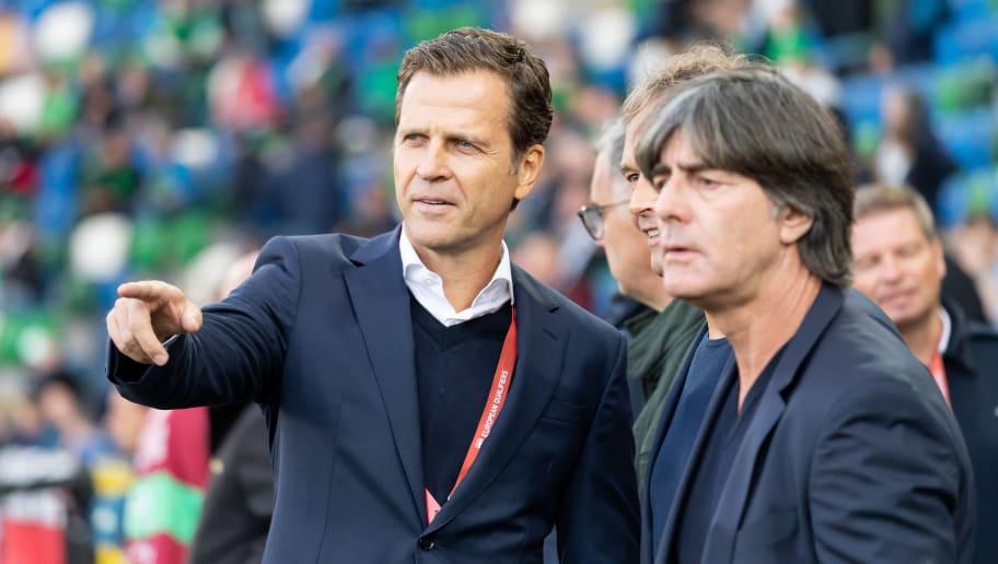 Oliver Bierhoff,Joachim Loew