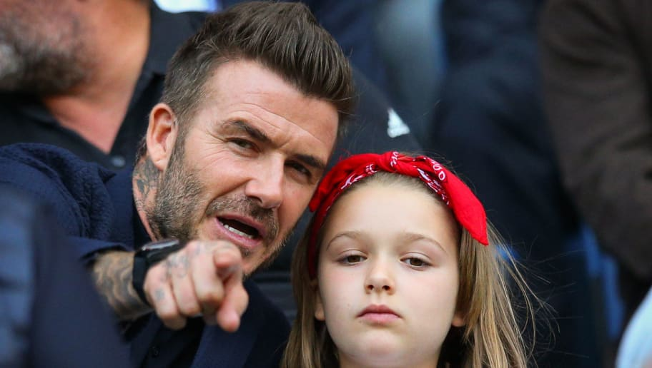 David Beckham Pays Heart-Warming Tribute to Kobe Bryant