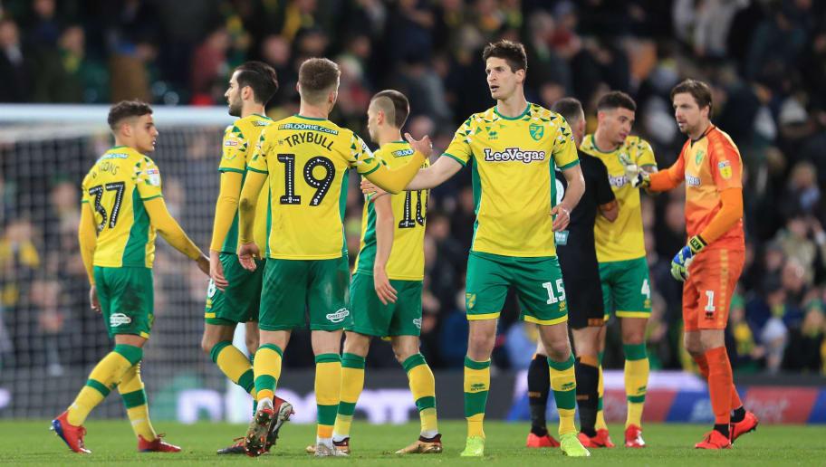 Norwich City v Hull City - Sky Bet Championship