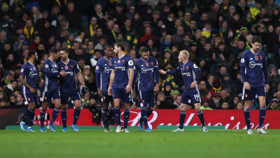 Norwich City v Watford FC - Premier League