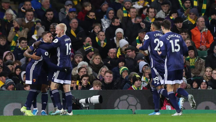 The Manner of Watford's Win Over Norwich Proves They Are Better Than the Table Suggests