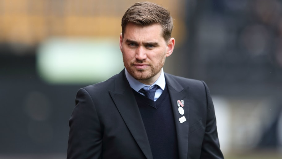 Grimsby Boss Michael Jolley Sacked After Swearing 58 Times in Four-Minute Rant at Journalists