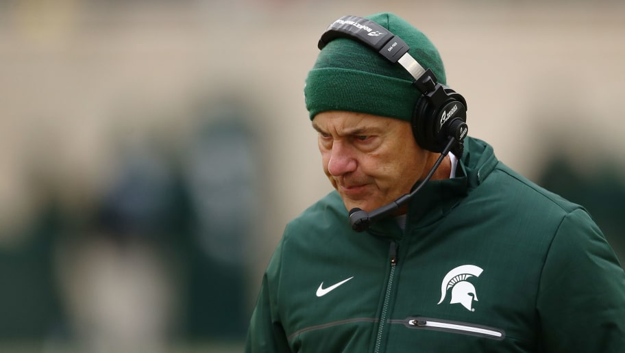 Mark Dantonio Explains Why MSU Stupidly Snapped it Out of