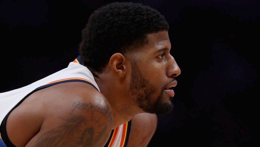 Paul George Cites Relationship With Russell Westbrook As Reason For His Best Season 12up