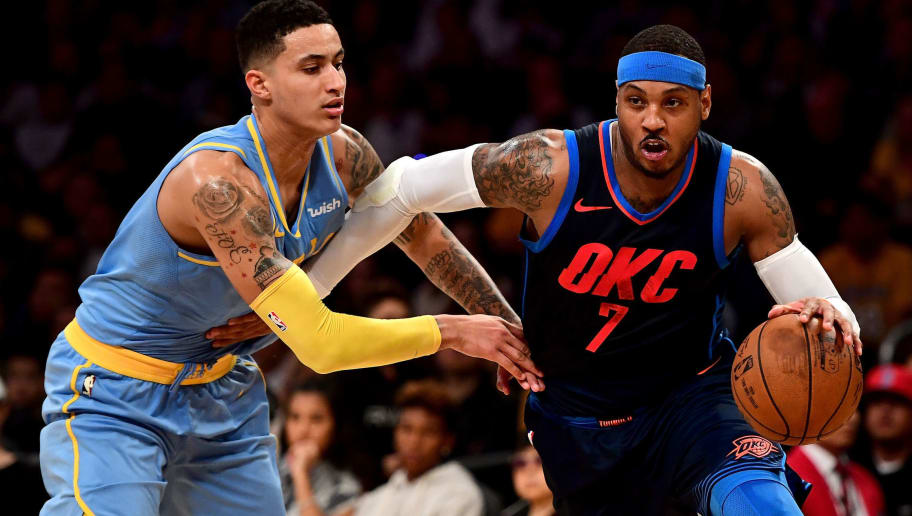 6608a05907cb REPORT  Chance to Play With LeBron Has Lakers Among Preferred Teams for Carmelo  Anthony