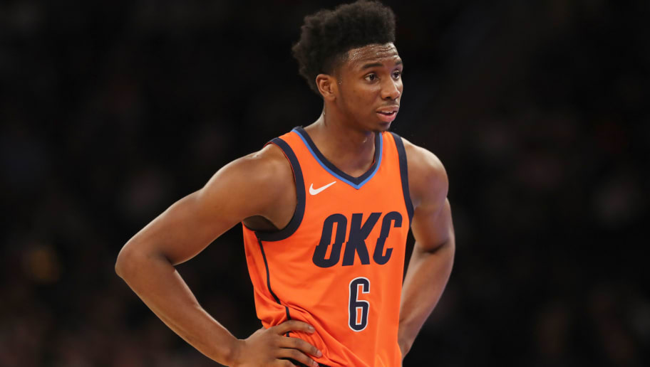 new products 52ffd 46e6a Hamidou Diallo to Compete at All-Star Weekend in Slam Dunk ...