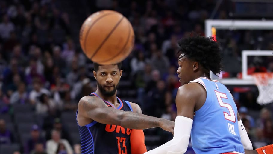 Paul George Is Playing At An Mvp Level And Nba Fans Need To Realize It
