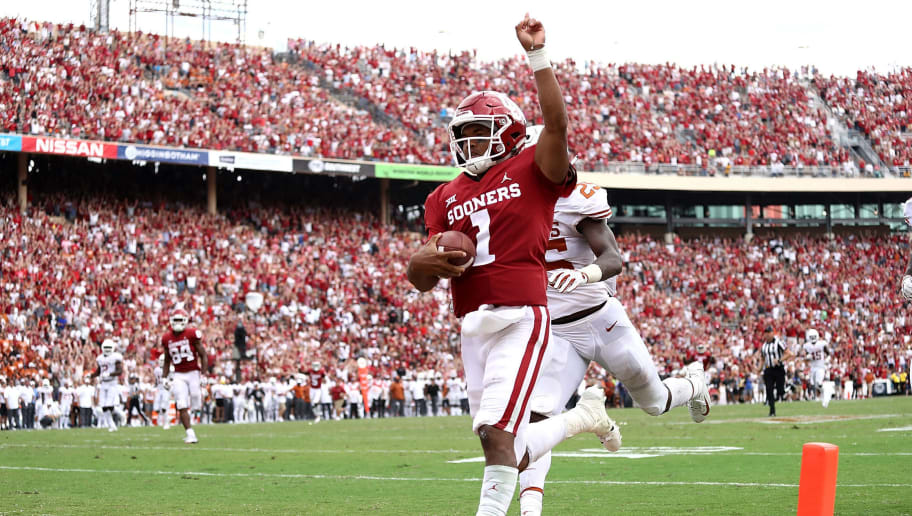 Oklahoma Vs Alabama Playoff Betting Lines Spread Odds And Prop