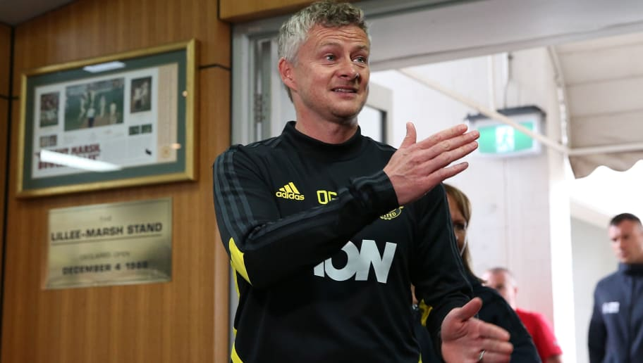 Ole Gunnar Solskjaer Reportedly Finalises Manchester United's Formation for the 2019/20 Season