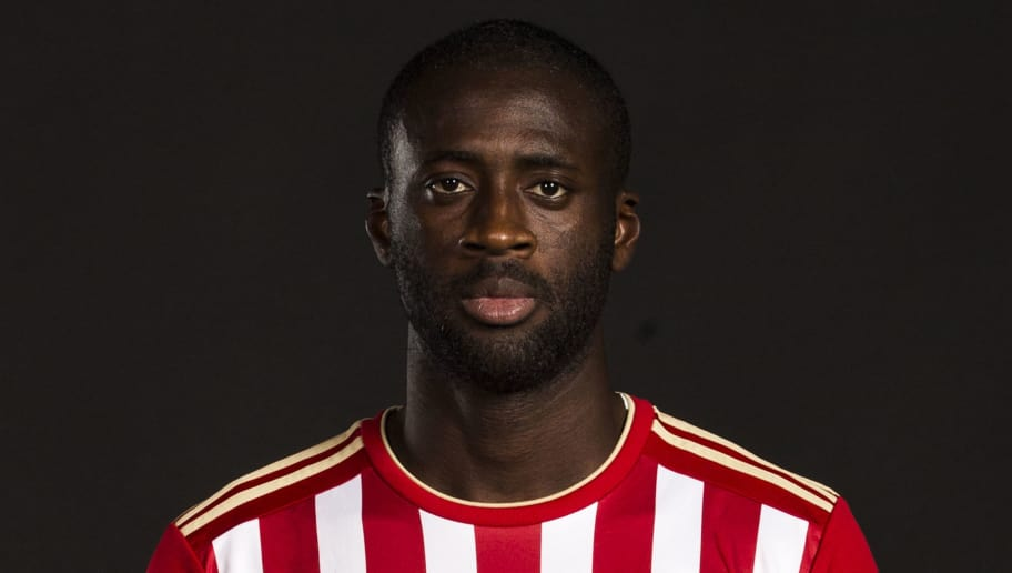 Yaya Toure, Olympiacos Photocall Season 2018/19