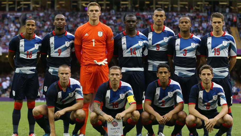 Olympics Day 5 - Men's Football - Great Britain v Uruguay