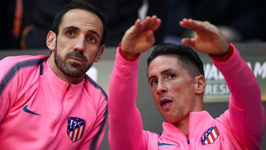 Fernando Torres,Juanfran