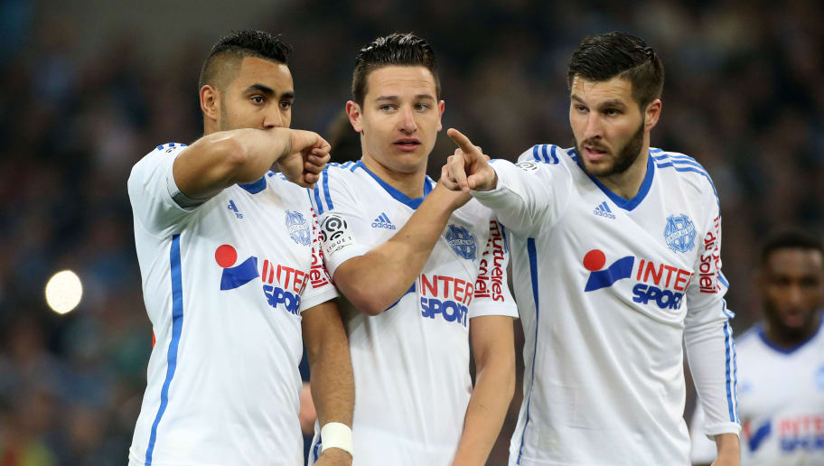 Florian Thauvin,Dimitri Payet,Andre-Pierre Gignac