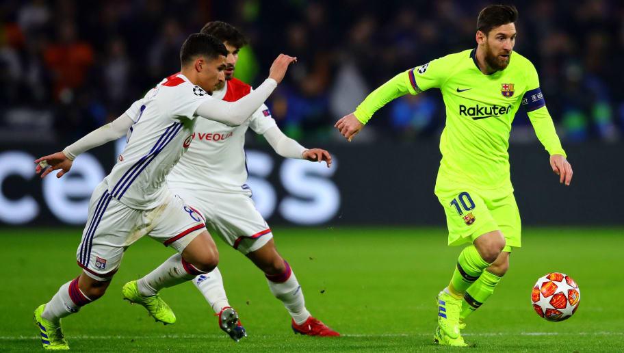 Lionel Messi,Houssem Aouar