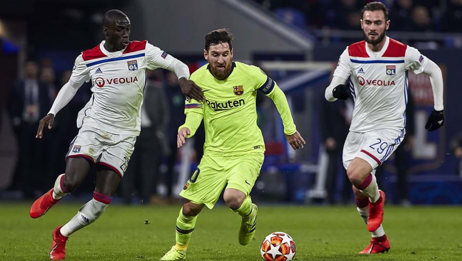Lucas Tousart,Maxwel Cornet,Lionel Messi