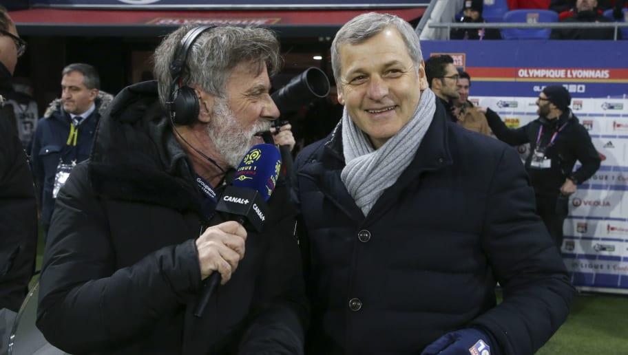 Bruno Genesio,Laurent Paganelli