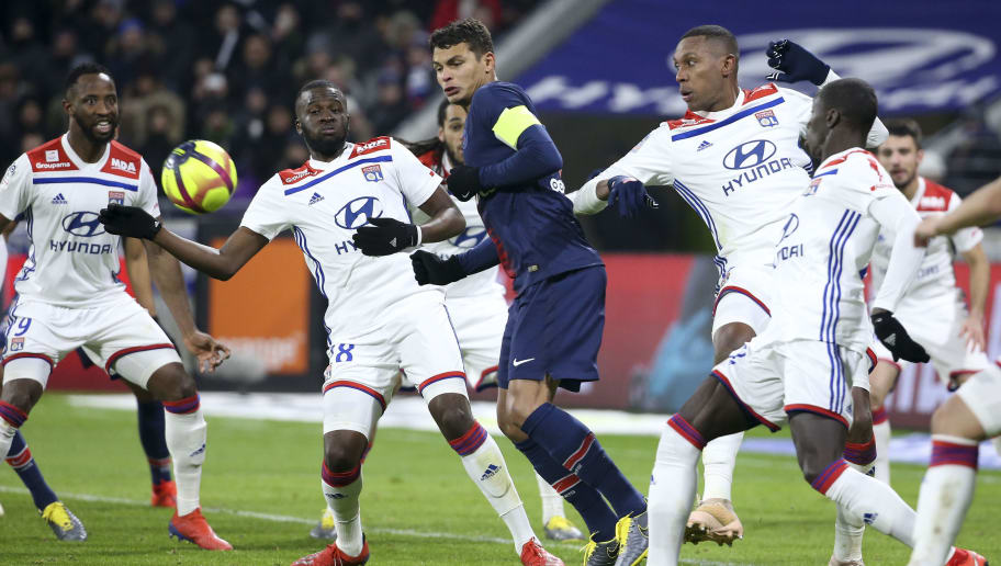 Thiago Silva,Moussa Dembele,Tanguy Ndombele,Marcelo Guedes