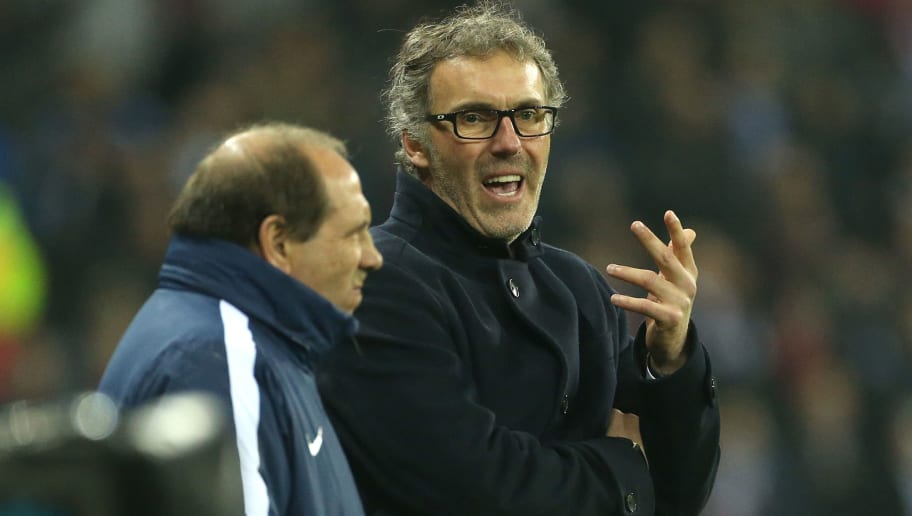 Laurent Blanc,Jean-Louis Gasset