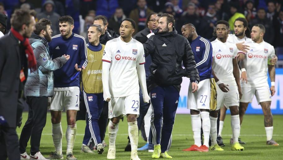Olympique Lyonnais v RB Leipzig: Group G - UEFA Champions League