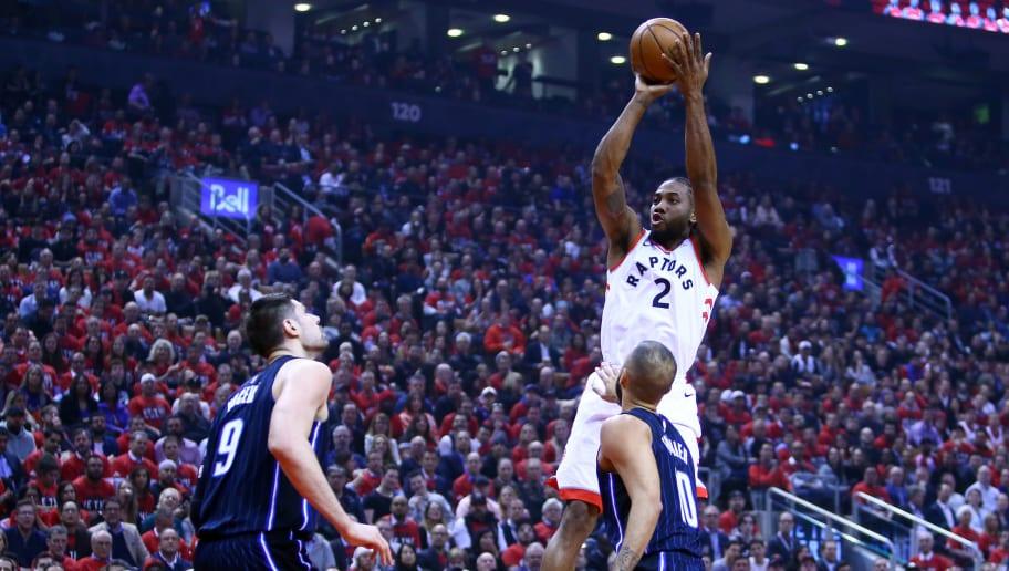 Orlando Magic v Toronto Raptors - Game Two