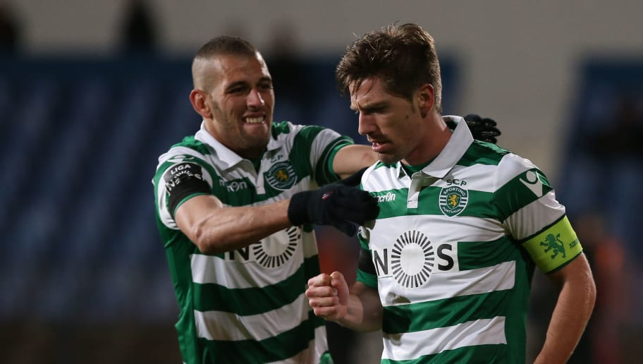Os Belenenses v Sporting CP - Primeira Liga