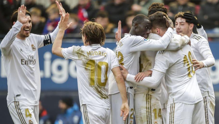 Casemiro,Fede Valverde,Jovic,Luka Modric