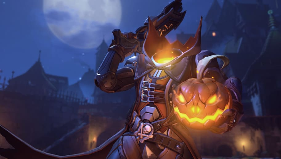 An Overwatch Workshop creator made a mode in which Reaper can phase through walls.