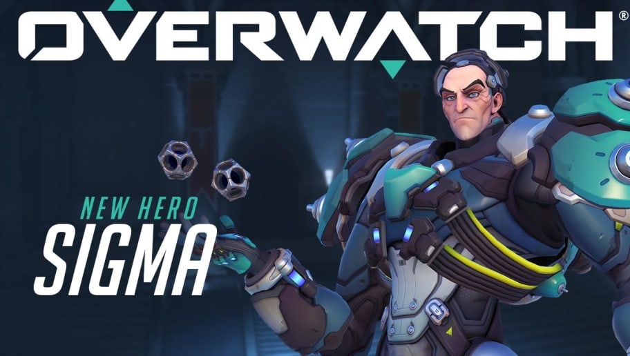 Sigma arrived in Overwatch Patch 1.39, released Tuesday