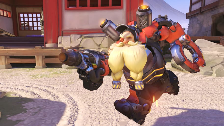 Overwatch Paint Hits Live Servers From Overwatch Workshop Creator