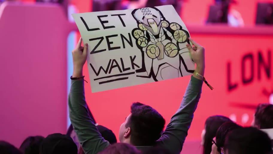 Overwatch Workshop artist DarwinStreams has made Zenyatta walk, but at what cost?