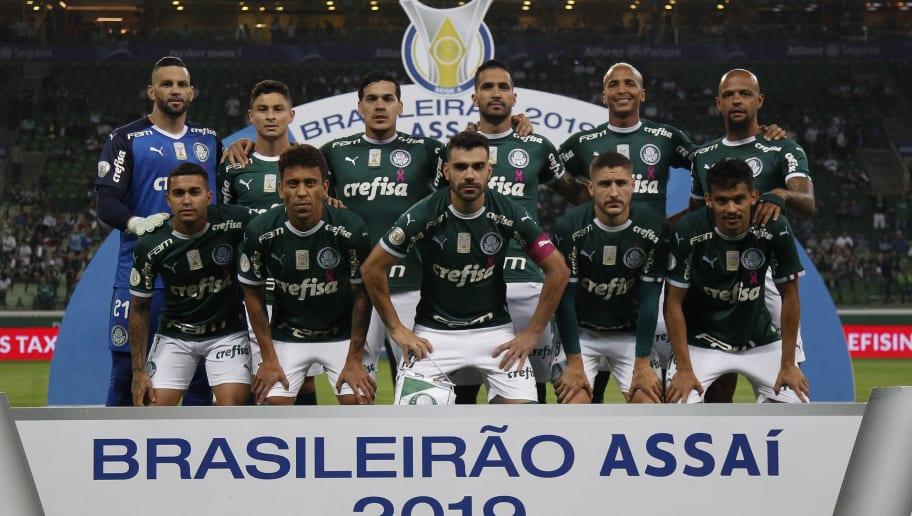 Palmeiras v Chapecoense- Brasileirao Series A 2019