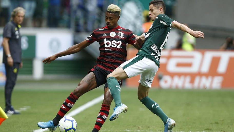 Bruno Henrique,Diogo Barbosa