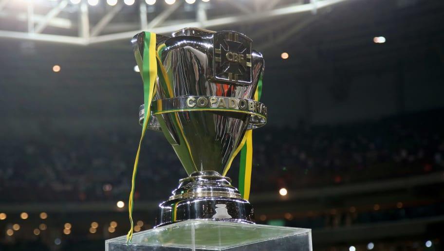Palmeiras v Santos - Copa do Brasil 2015 Final