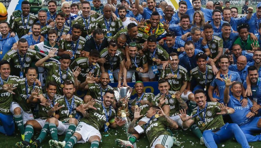 Palmeiras v Vitoria BA - Brasileirao Series A 2018