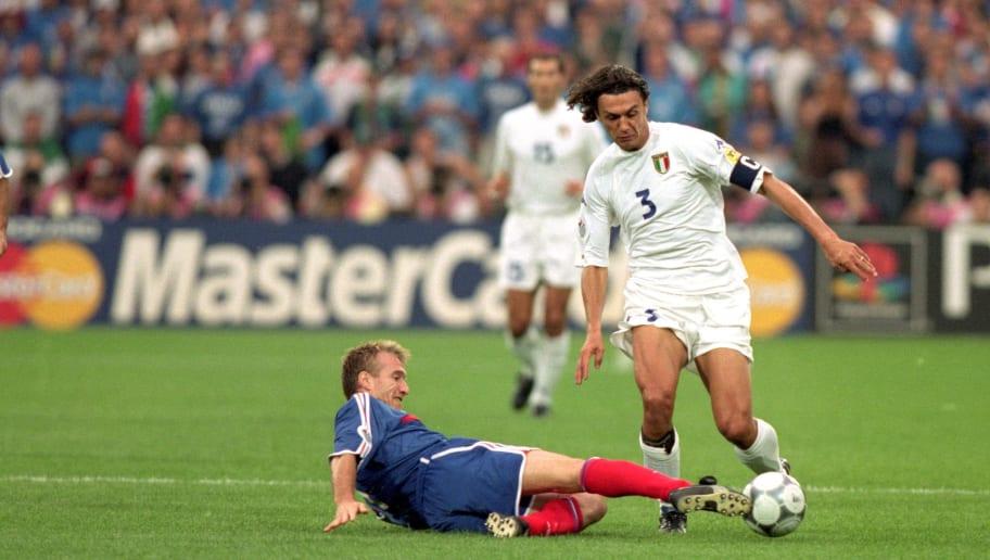 Paolo Maldini, Didier Deschamps