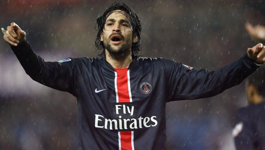 Paris Saint-Germain's defender Mario Yep