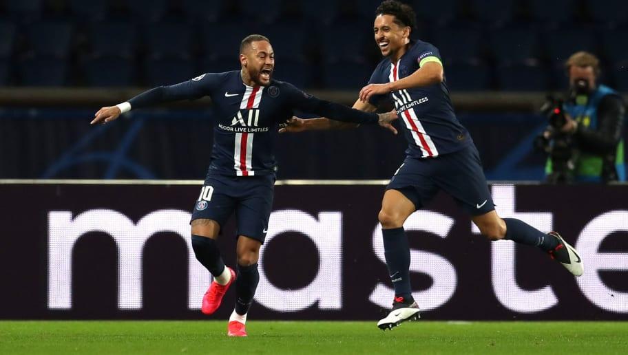 """Résultat de recherche d'images pour """"Paris Saint Germain 2:0 Dortmund"""""""
