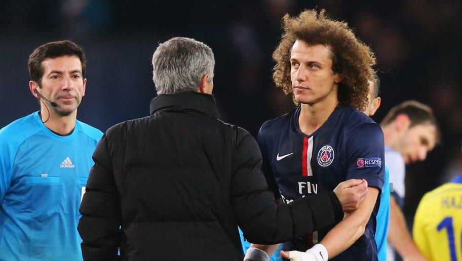 Jose Mourinho,David Luiz
