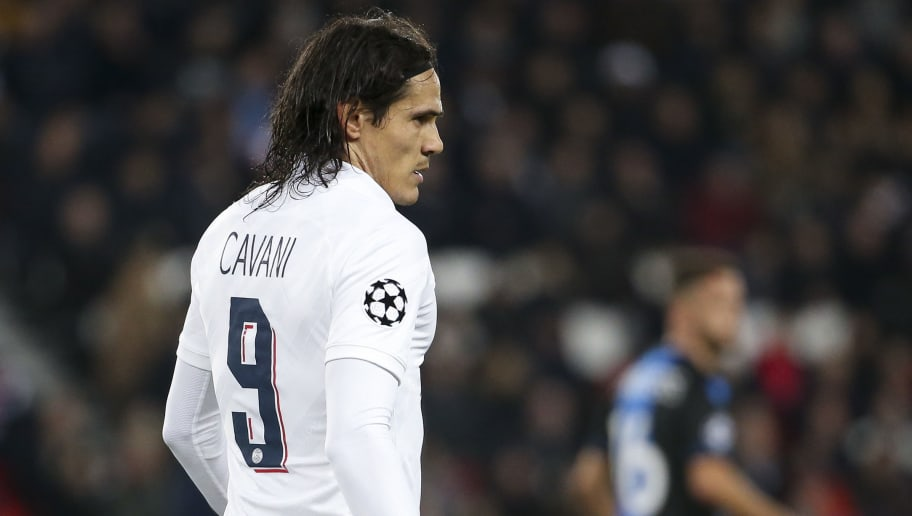 Man Utd & Chelsea Stances on Potential Edinson Cavani January Deal Revealed